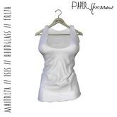 Paper.Sparrow White Danni Shirt Dress