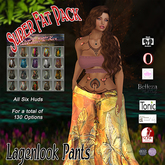+DFF Lagenlook Pants Super Fat Pack