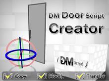 DM Door Script Creator