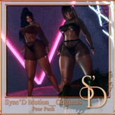 Sync'D Motion__Originals - Peor Pack