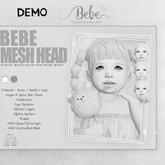 Bebe Mesh Head Demo's