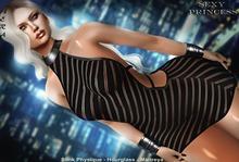 [Sexy Princess] Hera Black Dress