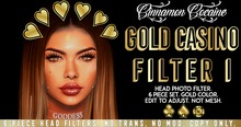 [Cinnamon Cocaine] Gold Casino Filter I