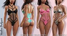 VESELINA FEMALE BODYSUIT FATPACK - MESH - Maitreya Lara, Belleza Freya - FashionNatic