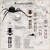 S&P Arachnophilia Spider companion white (rez to unpack)