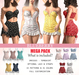 Blueberry - Moki - Dresses - Tops - Skirts - Mega Pack