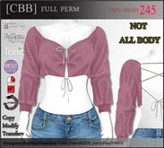 CBB-245 Full Perm