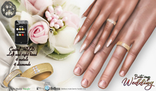 ... SpotCat ... Wedding - Bento rings