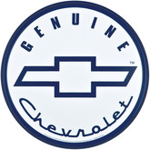 Genuine Chevrolet Sign