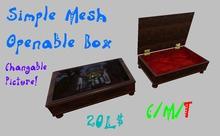 Multi-Purpose Decorative Box