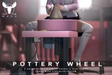 -MUSU- Pottery Wheel