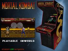 Arcade Mortal Kombat - Playable (PROMO!)