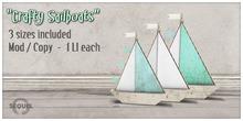 Sequel - Crafty Sailboats (Box)