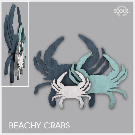 Sequel - Beachy Crabs