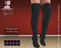 [EN] Marcella Boots - Hud Driven