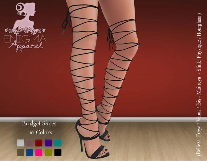 [EN] Bridget Shoes - Hud 10 Colors