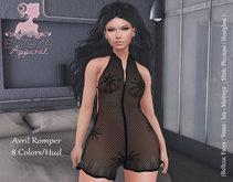 [EN] Avril Romper - Hud 8 Colors