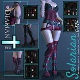 :Diamante: Solarian Outfit