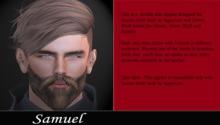 SAMUEL SKIN - FOR GIANNI SIGNATURE - TONE  6 AND 8