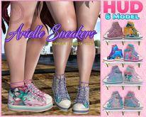 DM:: Arielle Sneakers - Maitreya Belleza Slink ADD ME