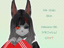 [FP] M4 Chibi Skin - Kemono-ish