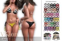 {ViSion} // Bikini Zeta // - FATPACK - Maitreya, Legacy + Perky, Belleza Freya - Isis, Slink Hourglass - Physique