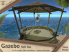 Gazebo Koh Tao (5 people , 184 animations)