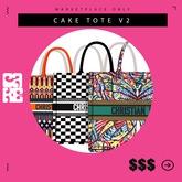 /$$$/ [CAKE D'OR TOTE V2 ]
