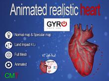 Animated Realistic Heart