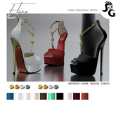 ::SG:: Elise Shoes - MAITREYA