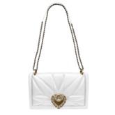 .: ryvolter :. Loca Love Bag - White