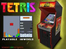 Arcade Tetris - Playable (PROMO!)