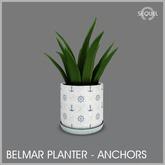 Sequel - Belmar Planter - Anchors
