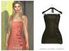 POSIE - Diana Mini Dress .OLIVE