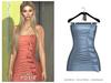 POSIE - Diana Mini Dress .OCEAN