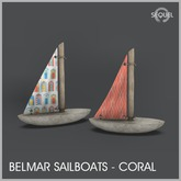 Sequel - Belmar Sailboats - Coral