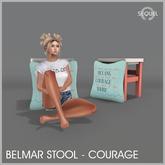 Sequel - Belmar Stool - Courage