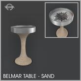Sequel - Belmar Table - Sand
