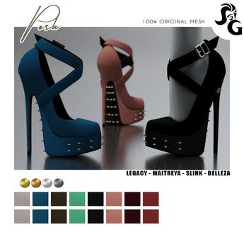 ::SG:: Posh Shoes - LEGACY