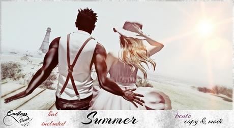 Summer Pose