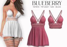 Blueberry - Cori - Lace Dress & Top - Pink