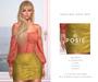 POSIE - Sasha Mini Suede Skirt .FATPACK