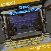 TARDIS Expansion Room, Deco Swimming Pool