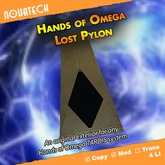 Hands of Omega (HoO) Exterior - Lost Pylon