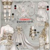 CURELESS[+] Pygmalion's Bride / HG / Goddess Sundress / BEIGE