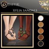 Baetik : Xylia Sandals : Essence