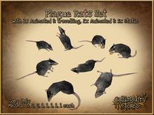 *GALLI* - MESH - Plague Rats - BOXED