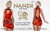 Demo Bag Dress Tamara -  *Nandi Style*