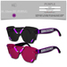 :::SOLE::: SA - Glasses SSY (Purple)