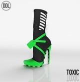 [DDL] Toxic (Green)